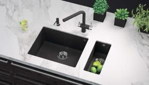 Кухонная мойка Omoikiri Bosen 20-U-WH_2