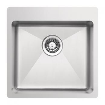 Кухонная мойка Florentina ОПТИМА 500.500 нержавеющая сталь