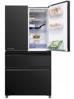 Холодильник-морозильник Side by Side Mitsubishi Electric MR-LXR68EM-GBK-R