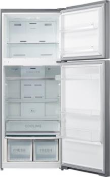 Холодильник-морозильник Korting KNFT 71725 X
