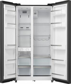Холодильник-морозильник Side by Side Korting KNFS 91797 GN