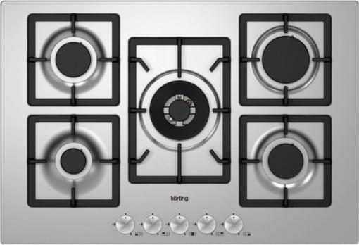 Газовая варочная панель Korting HG 797 CTX
