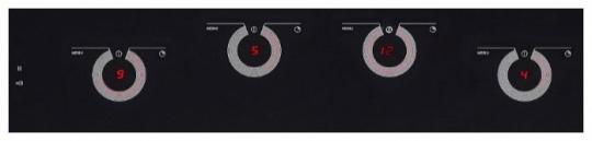 Индукционная варочная панель Asko HI1194G