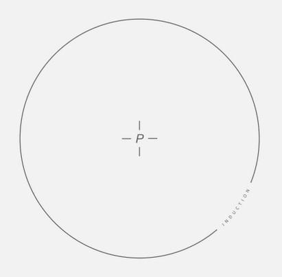 Индукционная варочная панель GRAUDE IK 30.1 W