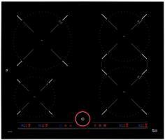 Индукционная варочная панель Teka IT 6450 IKNOB