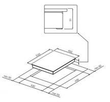 Электрическая варочная панель GRAUDE EK 45.0 S_3