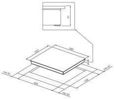 Электрическая варочная панель GRAUDE EK 60.0 S_3