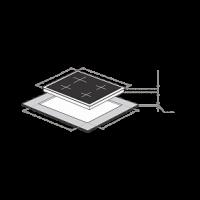 Электрическая варочная панель Maunfeld MVCE59.4HL.1SM1DZT-BK_1