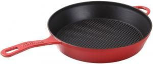 Чугунная сковорода с крышкой KORTING K 1228 R_2