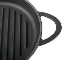 Чугунная сковорода-гриль KORTING K 1133_1