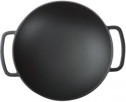 Чугунная сковорода-ВОК KORTING K 1128_1