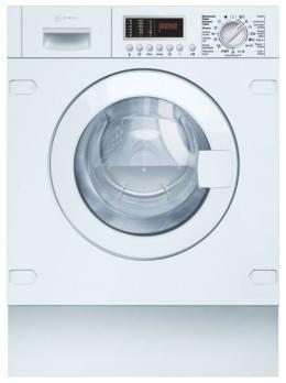 Встраиваемая стиральная машина с сушкой Neff V6540X1OE