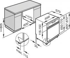 Встраиваемая посудомоечная машина Miele G 5210 SCi_1