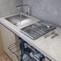 Встраиваемая посудомоечная машина Asko DFI444B/1_2