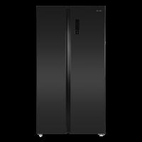 Холодильник-морозильник Side-by-Side MAUNFELD MFF177NFSB