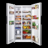Холодильник-морозильник Side-by-Side MAUNFELD MFF177NFW_2