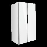 Холодильник-морозильник Side-by-Side MAUNFELD MFF177NFW_3