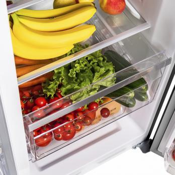 Холодильник-морозильник Side-by-Side MAUNFELD MFF177NFW