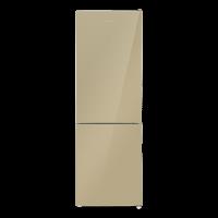 Холодильник-морозильник MAUNFELD MFF185NFBG