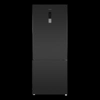 Холодильник-морозильник MAUNFELD MFF1857NFSB