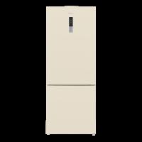 Холодильник-морозильник MAUNFELD MFF1857NFBG