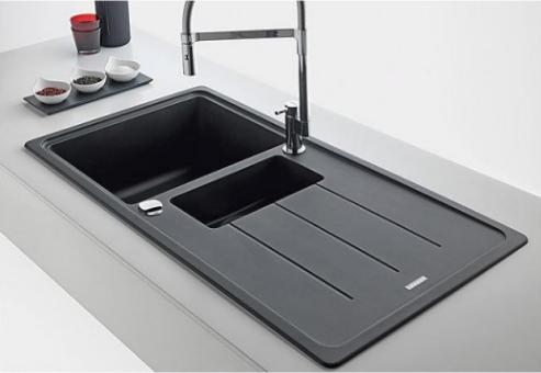 Кухонная мойка Franke Basis  BFG 651 серый