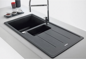 Кухонная мойка Franke Basis  BFG 651 графит_1