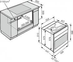 Духовой шкаф Miele H2265BP Active_3