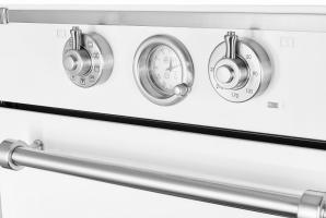 Электрический духовой шкаф KUPPERSBERG RC 699 W SILVER_3