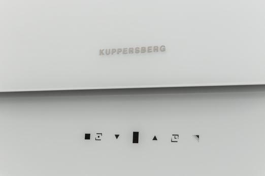 Наклонная вытяжка KUPPERSBERG F 612 W