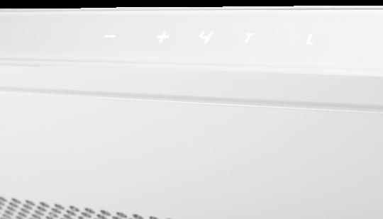 Вытяжка с выдвижным экраном KUPPERSBERG SLIMBOX 90 GW