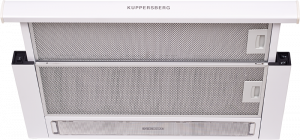 Вытяжка с выдвижным экраном KUPPERSBERG SLIMLUX II 60 BG