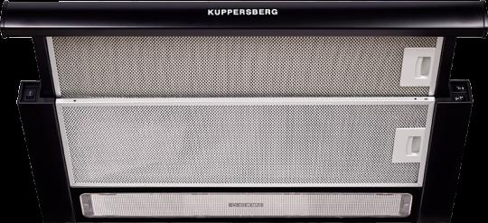 Вытяжка с выдвижным экраном KUPPERSBERG SLIMLUX II 60 SG
