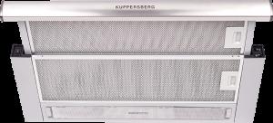 Вытяжка с выдвижным экраном KUPPERSBERG SLIMLUX II 60 XG