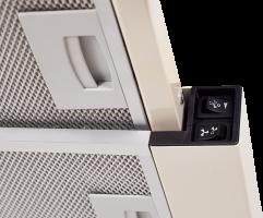 Вытяжка с выдвижным экраном KUPPERSBERG SLIMLUX II 90 C_2