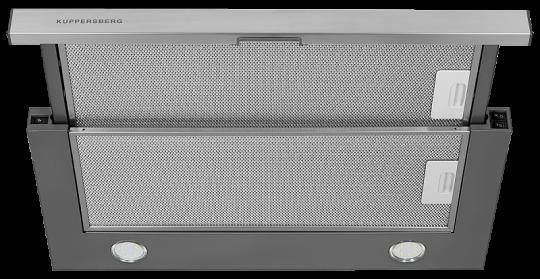 Вытяжка с выдвижным экраном KUPPERSBERG SLIMLUX IV 60 X