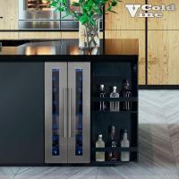 Винный шкаф Cold Vine C7-KST1_1