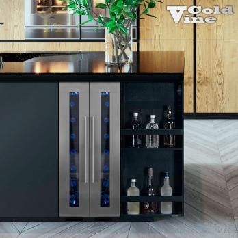 Винный шкаф Cold Vine C7-KST1
