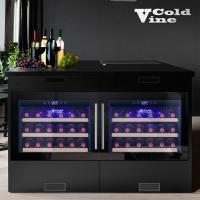 Винный шкаф Cold Vine C18-KBB1_2