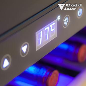 Винный шкаф Cold Vine C18-KBB1