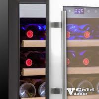 Винный шкаф Cold Vine C18-KSB1_1