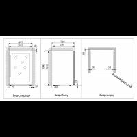 Винный шкаф Cold Vine C38-KSF2_10
