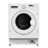 Встраиваемая стиральная машина с сушкой HOMSAIR WMB1486WH
