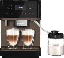 Отдельностоящая кофемашина Miele CM 6360 OBBP
