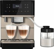 Отдельностоящая кофемашина Miele CM 6360 OBCM