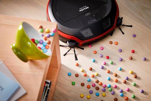 Робот-пылесос Miele SLQL0 Scout RX2 манговый красный