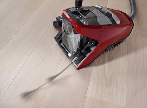 Пылесос Miele SKCR3 Blizzard CX1 Cat&Dog манговый красный