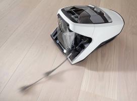 Пылесос Miele SKCR3 Blizzard CX1 Excellence белый лотос_2