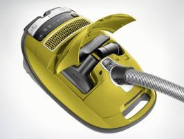Пылесос Miele SGFA3 Complete C3 HEPA жёлтый карри_4
