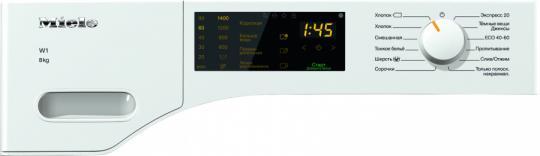 Стиральная машина Miele WWD120WCS White Edition